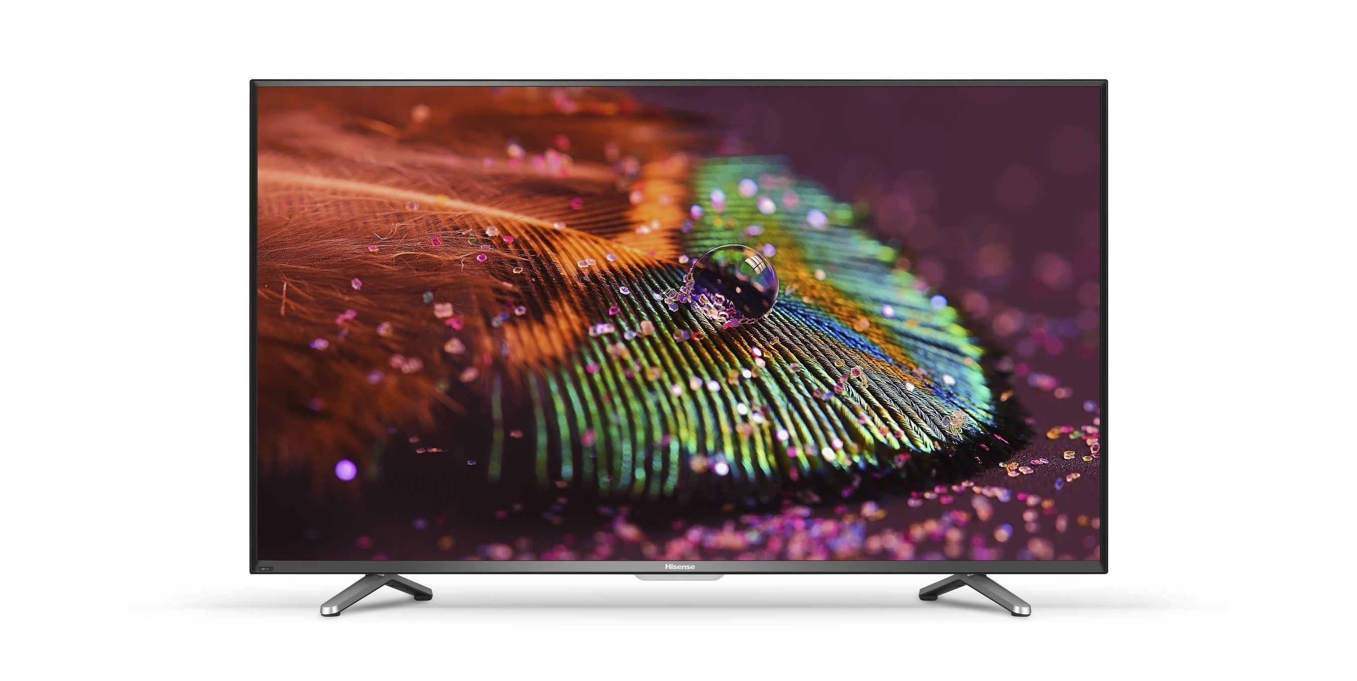 "The Hisense H7 Series 50"" 4K UltraHD Smart TV will be available in over 2,000 Walmart stores and on Walmart.com for the affordable price of $598 beginning in June."