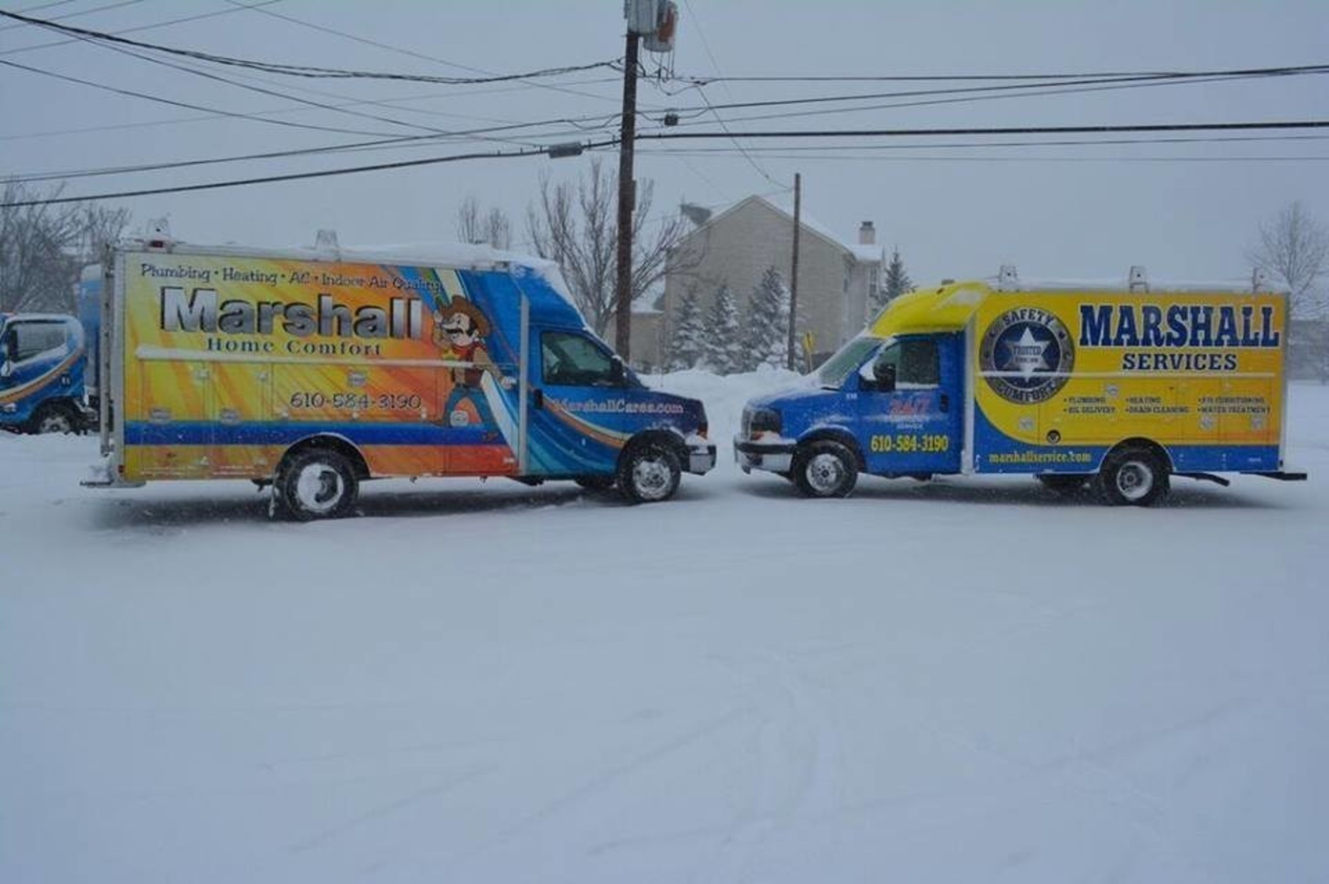 Marshall Home Comfort Extends Lowest Oil Prices for Heating Oil