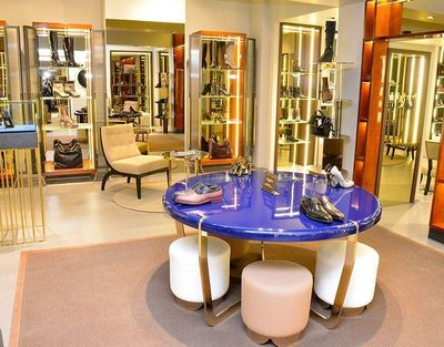 Alberto Guardiani Opens the First Store in Turkey
