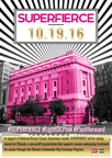 Save the Date for SUPERFIERCE DC.