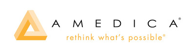 Amedica Corporation logo.  (PRNewsFoto/Amedica Corporation)