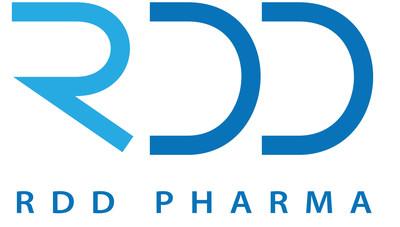RDD Pharma logo (PRNewsFoto/RDD Pharma)