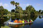 Float Boat: Dale Chihuly Presents Comprehensive Glass Art Exhibition At Miami's Fairchild Garden During Art Basel