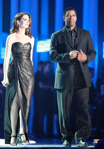 Denzel Washington Voted Top Money-Making Star of 2012