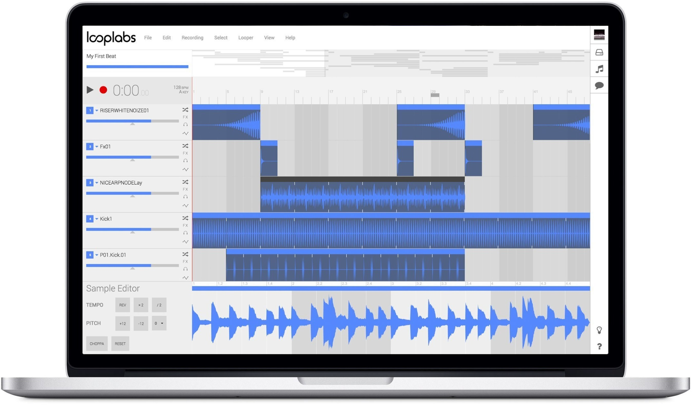 Looplabs Launches Free Collaborative Cloud-Based Music Creation Platform