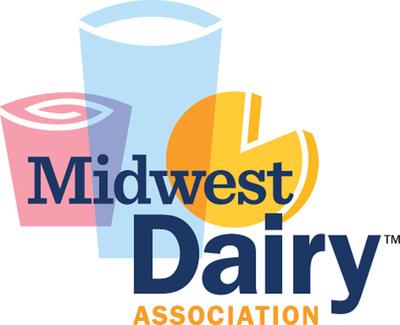 Midwest Dairy Association Logo.  (PRNewsFoto/Midwest Dairy Association)