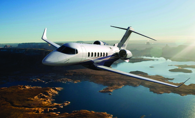 Flexjet, the first fractional jet ownership company to offer shares on the all-new Learjet 85 aircraft, and business aircraft manufacturer Bombardier are launching an 11-city U.S. tour offering the opportunity to experience firsthand the aircraft that is poised to revolutionize the industry.  (PRNewsFoto/Flexjet)