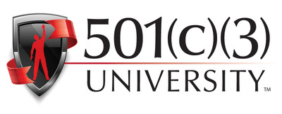 "501C3U.com - the online University for Nonprofits - the ""go to"" place for nonprofits seeking direction and to help achieve sustainability.  learn. grow. do.  //www.501c3u.com.  (PRNewsFoto/501(c)(3)U)"