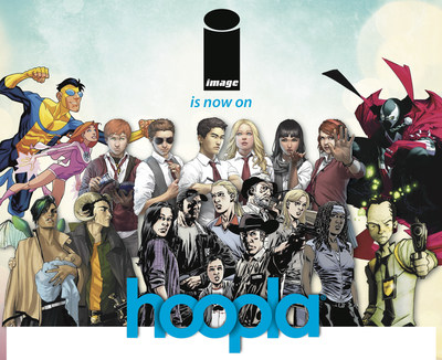 hoopla digital Adds New Titles from Image Comics