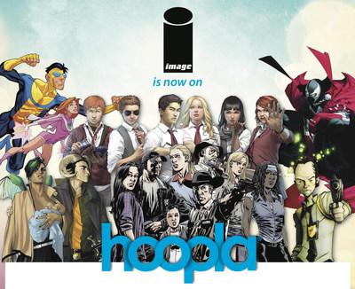 hoopla digital Adds New Titles from Image Comics