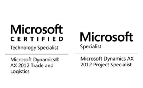 Dallas based Microsoft Dynamics AX Partner received two Microsoft Certified Technology Specialist (MCTS) certifications. (PRNewsFoto/Clients First) (PRNewsFoto/CLIENTS FIRST)