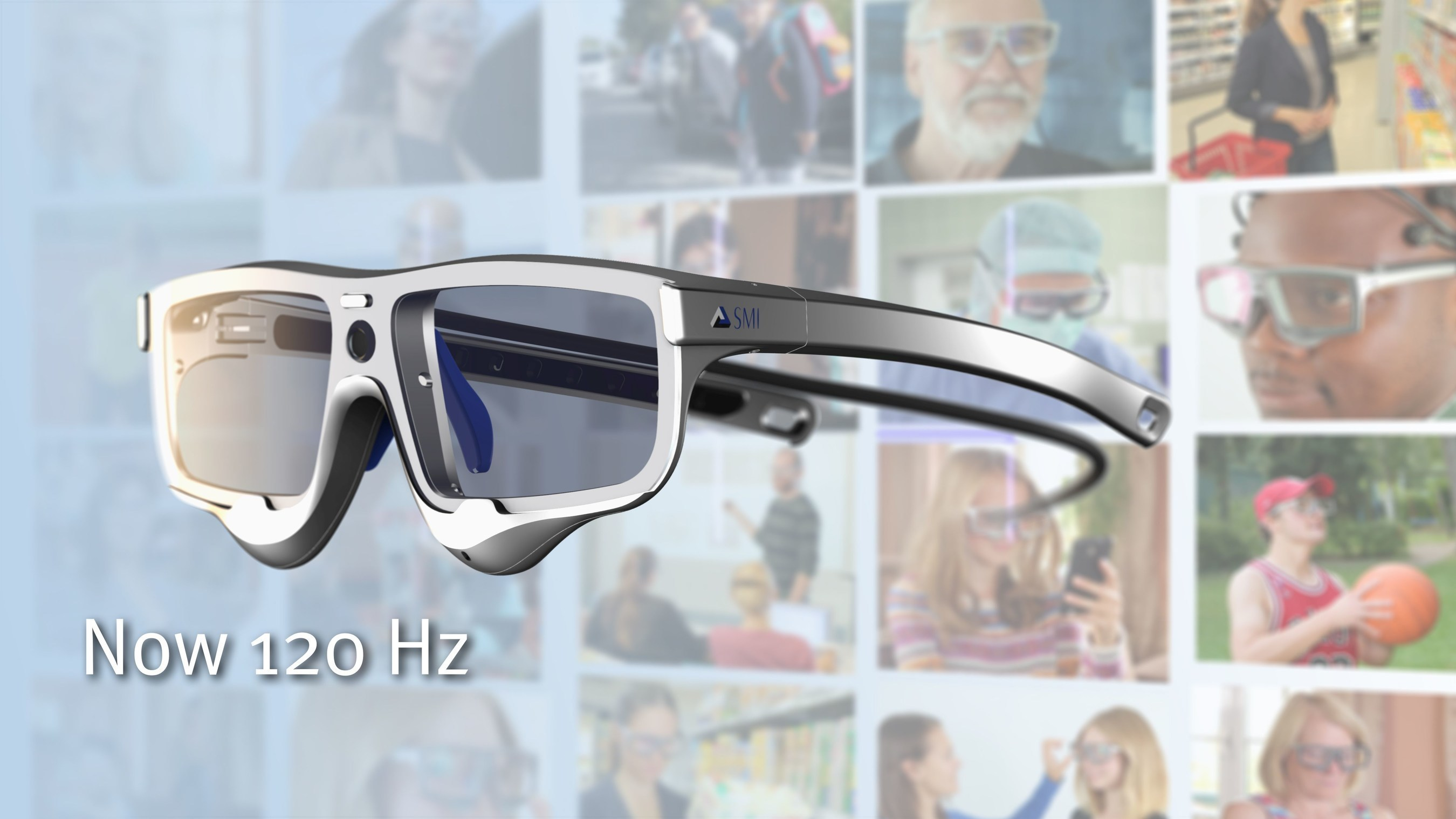 Eye Tracking Glasses at 120 Hz in 'Good Agreement' with 1000 Hz Systems, Trial Finds
