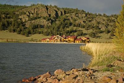 Luxury Ranch Auction Oct 11th 3,688-Ac Rocky Mountain Retreat By Concierge Auctions FlyingHorseAuction.com.  (PRNewsFoto/Concierge Auctions)