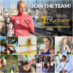 E-hydrate® Ambassador Program Launched to Reward Influencers and Enthusiasts