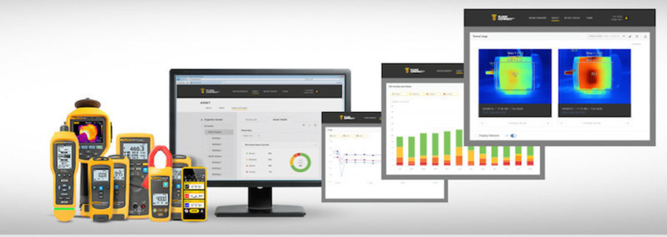 New Fluke Connect' Assets makes preventive maintenance practices possible for all maintenance managers