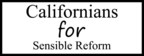 Californians for Sensible Reform logo