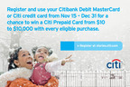 Citi Makes the Holiday Season Even Brighter