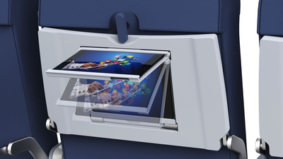 SmartTray X2 Adjustable View Angle.  (PRNewsFoto/SmartTray International, LLC)