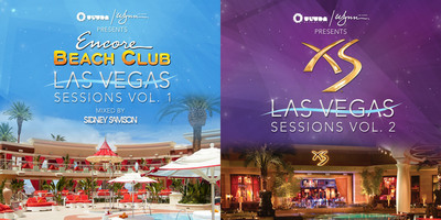 Under the new Ultra/Wynn, full-length compilation CDs will be released. The first CD highlights the summer sounds of Encore Beach Club and the second release features sounds from XS Nightclub.  (PRNewsFoto/Wynn Las Vegas)
