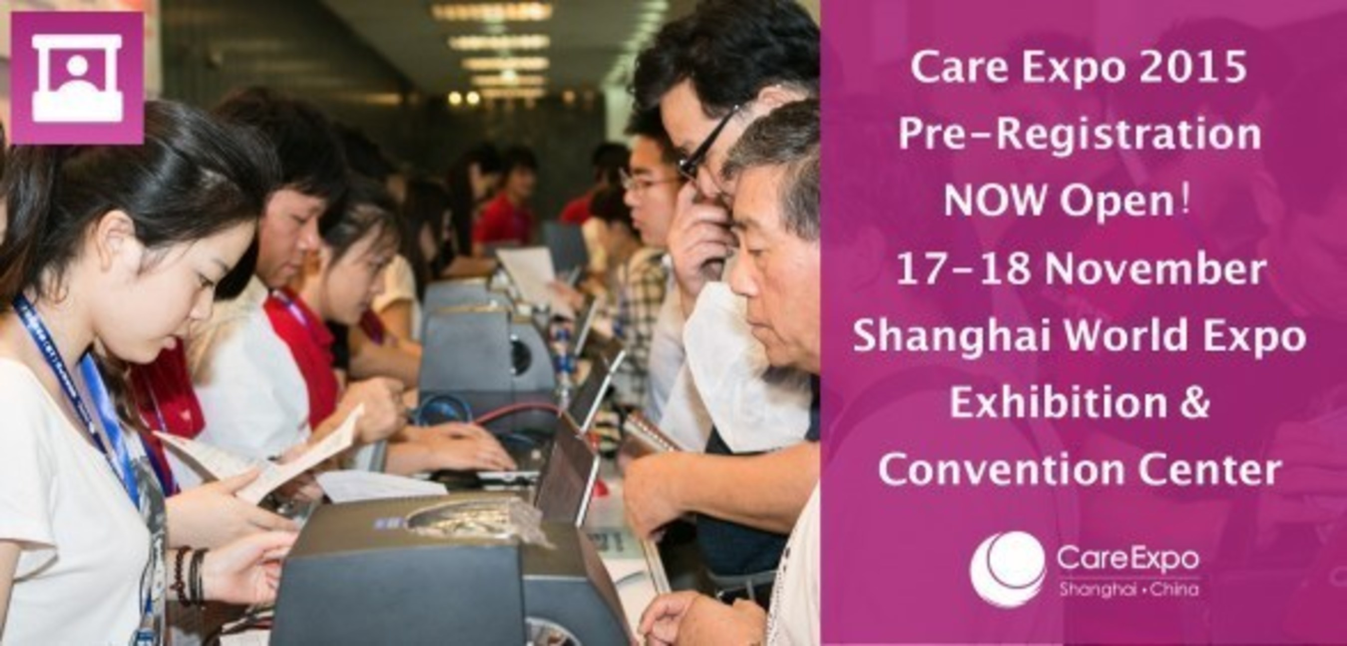 Care Expo 2015 Online Registration is Now Open