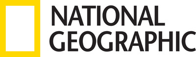 National Geographic logo.  (PRNewsFoto/National Geographic Society)