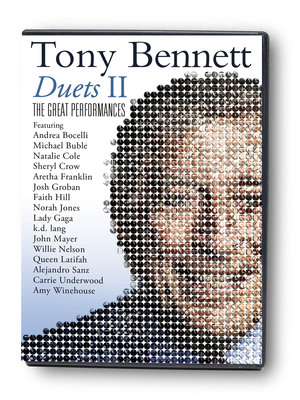 TONY BENNETT DUETS II: The Great Performances DVD to be Released by Sony Music Entertainment on March 6