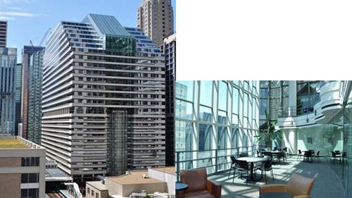 Sumitomo Corporation of Americas Newly Acquired 203 North LaSalle in Chicago. (PRNewsFoto/Sumitomo Corporation of Americas)