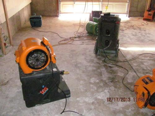 Restore Masters Removes Water Damage From Flooded Basements In Salt Lake, West Jordan & Sandy. (PRNewsFoto/Restore Masters)