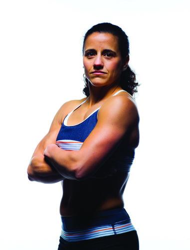 Altrient Powers Cheryl Brost At 2012 Reebok CrossFit Games