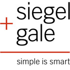 Siegel+Gale logo. (PRNewsFoto/Siegel+Gale)