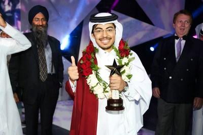 Mohammed Al Housani won Stars of Science Season 6 (PRNewsFoto/Stars of Science) (PRNewsFoto/Stars of Science)