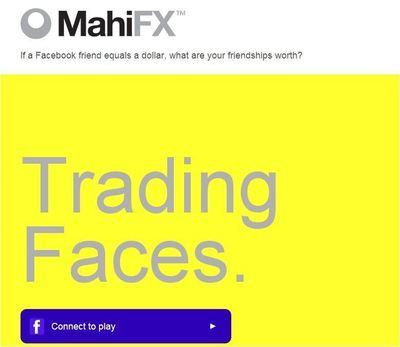MahiFX New Trading Faces App (PRNewsFoto/MahiFX)