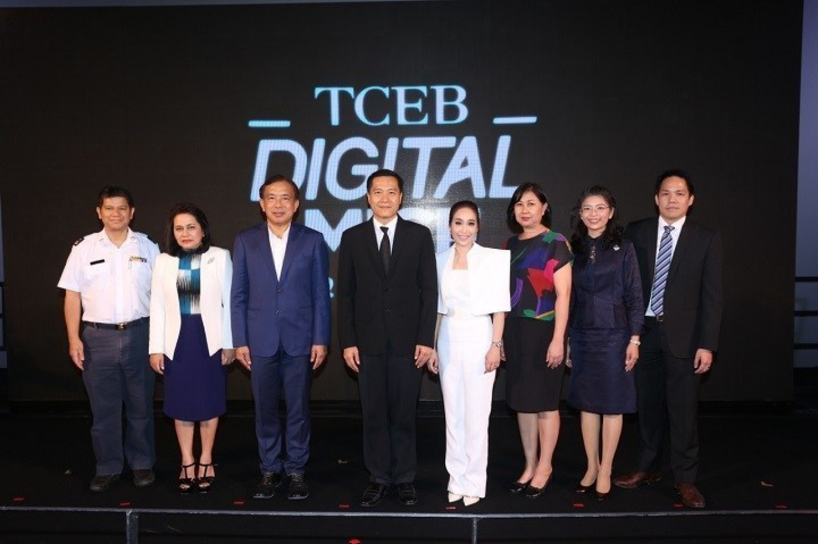 Spice Up Your Business Agenda 2016, by TCEB and collaboration with the Tourism Authority of Thailand, Thai Airways International PCL, the Ministry of Commerce's Department of International Trade Promotion, Thai Smile Airways Limited, and Visa International (Thailand).
