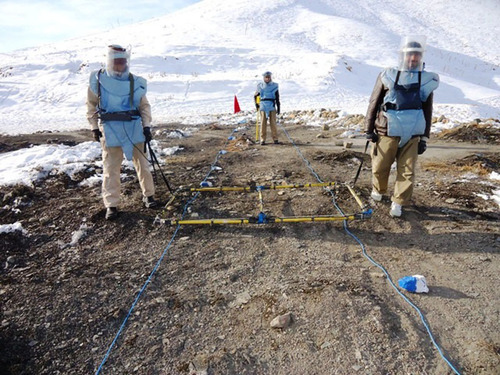 Sterling Global Operations awarded Afghanistan-wide demining and battle area clearance contract