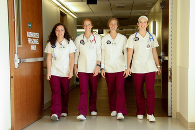 Muskingum University (New Concord, OH)  nursing students recently reached a special milestone -- 100 percent of pre-licensure graduates passed the 2016  National Council Licensure Examination (NCLEX) on their first attempt.