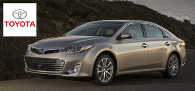 The breathtaking 2013 Toyota Avalon.  (PRNewsFoto/Toyota of River Oaks)
