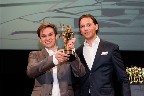 Oceanco Sponsors the Young Designer of the Year Award in Monaco