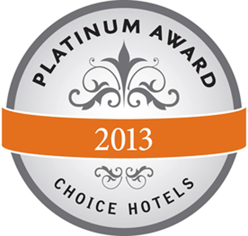 Choice Hotels International Honors Its Top Franchised Hotels