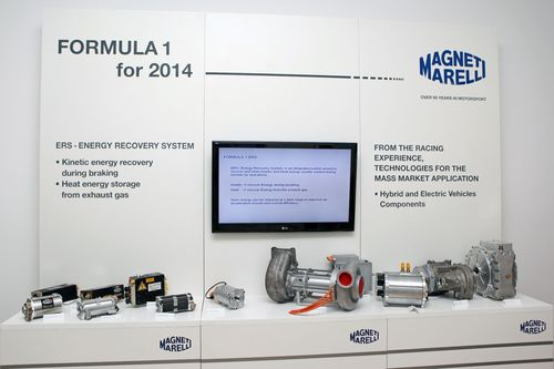 "From motorsport to ""green"": Magneti Marelli illustrates in Washington D.C. the technological transfer ..."