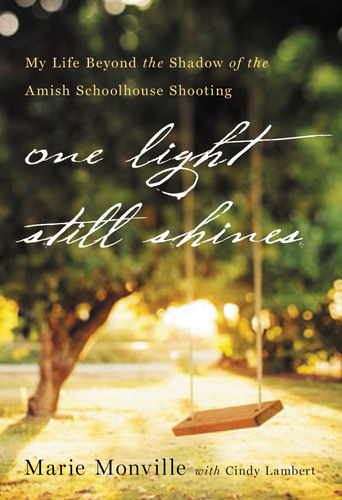 Former Wife of Amish Schoolhouse Shooter Breaks 7-Year Silence in Book out October 1.  (PRNewsFoto/Zondervan)