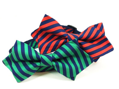 Bow Tie Dog Collars.  (PRNewsFoto/ZoePetSupply.com)