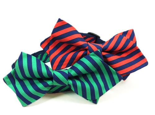 Bow Tie Dog Collars.  (PRNewsFoto/ZoePetSupply.com)