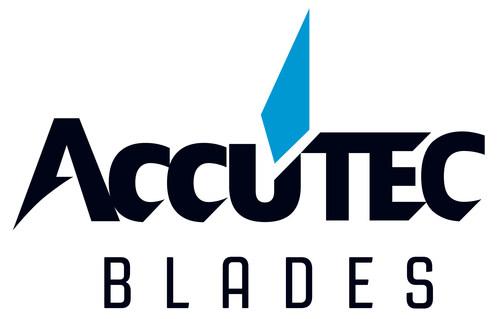 AccuTec Blades logo (PRNewsFoto/AccuTec Blades, Inc.)