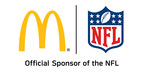 In its second year as the official restaurant sponsor of the NFL, McDonald's is celebrating football fans' love for the game with a new mindset of tailgating and exclusive football content and prizes for customers. (PRNewsFoto/McDonald's)