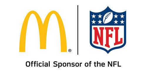 In its second year as the official restaurant sponsor of the NFL, McDonald's is celebrating football ...