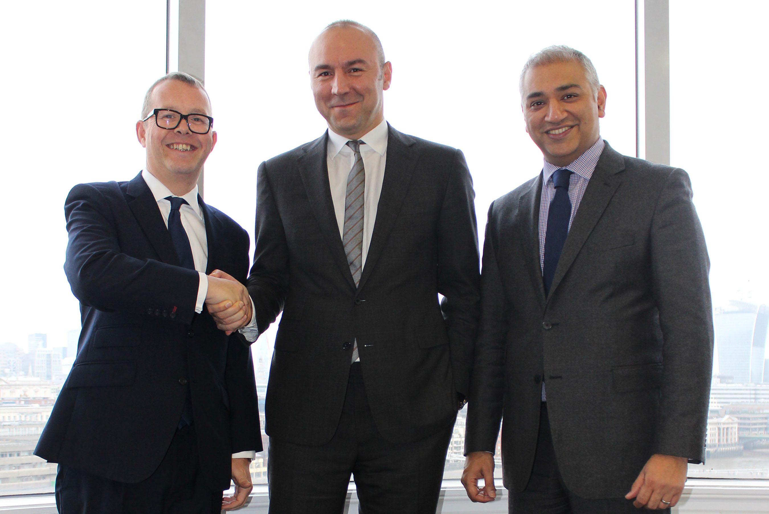 UBM Live strengthens business in Turkey with NTSR partnership. (PRNewsFoto/UBM Live) (PRNewsFoto/UBM LIVE)
