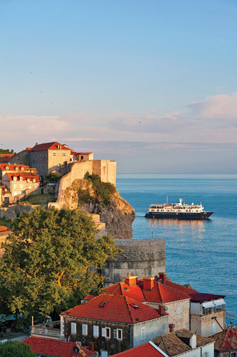 14 Grand Circle Cruise Line Ships Make Conde Nast Traveler's 2013 Top 100 Cruise Ships in the