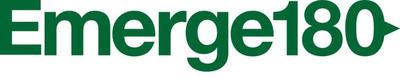 Emerge180 logo. (PRNewsFoto/Emerge180)