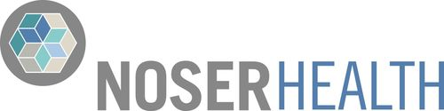 Noser Health Logo (PRNewsFoto/Noser Engineering AG)