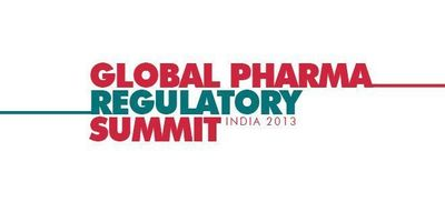 Global Pharma Regulatory Summit Logo